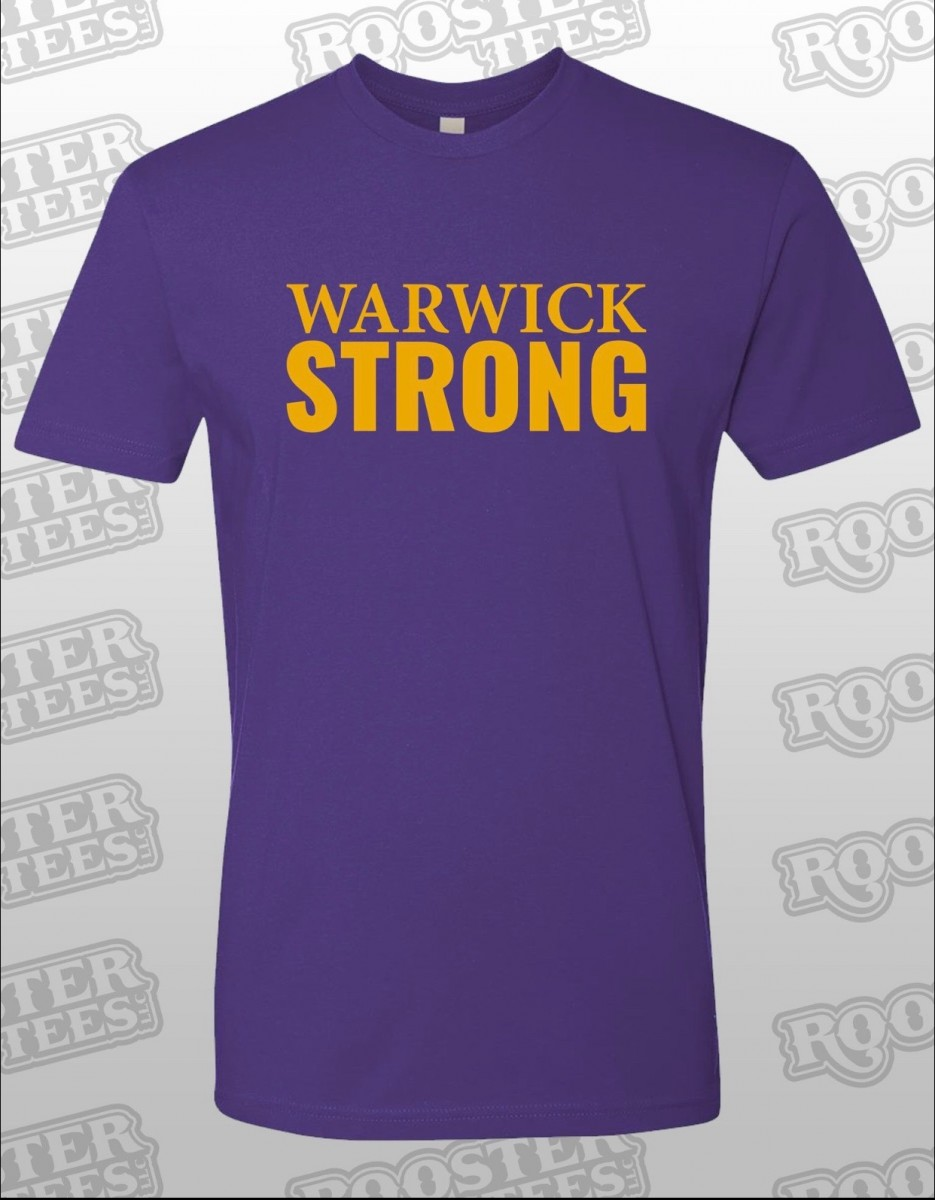 Warwick Strong